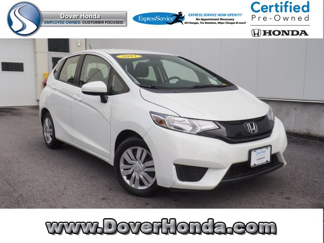Certified Pre Owned 2017 Honda Fit LX