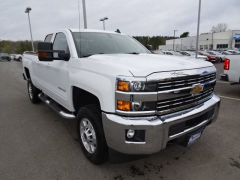 New 2018 Chevrolet Silverado 2500HD LT