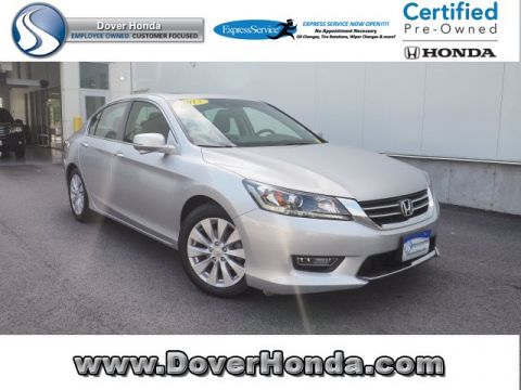 Certified Pre-Owned 2013 Honda Accord EX-L