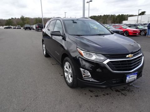 New 2018 Chevrolet Equinox LT
